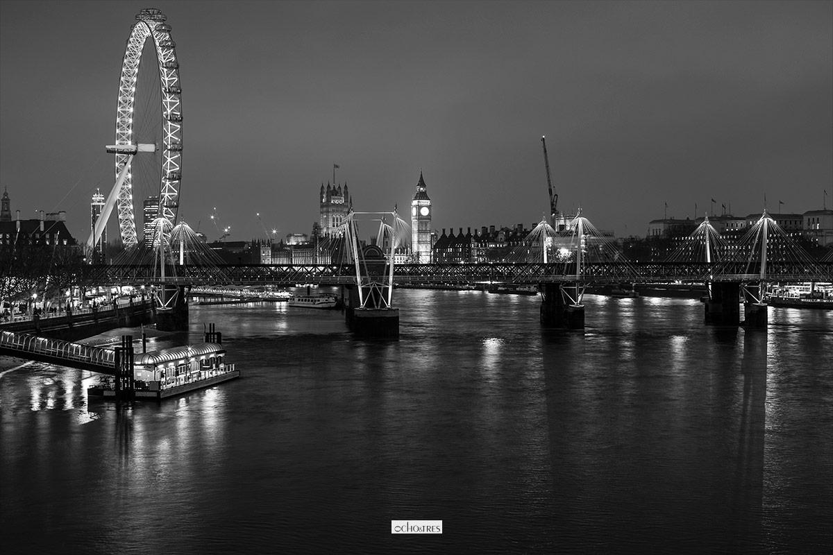 night over London rang