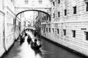 Bianco, nero e Venezia