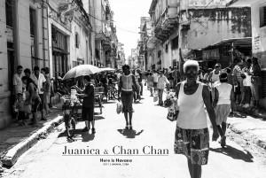 Juanica y Chan Chan